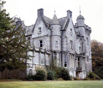 Picture of Inzievar House, Fife